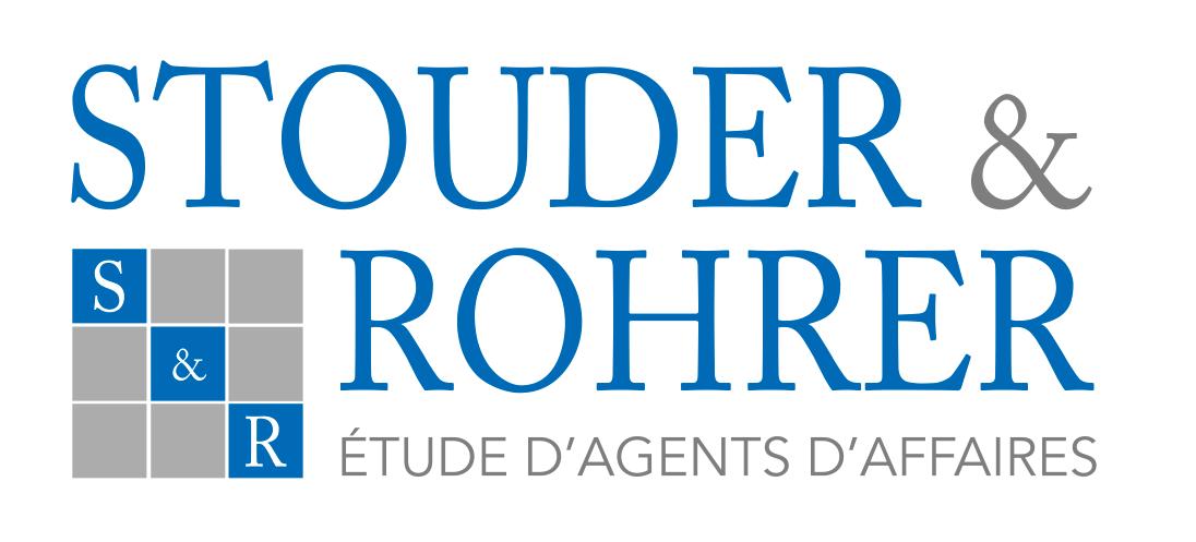 Logo site web Etude Agent d'affaires Stouder et Rohrer